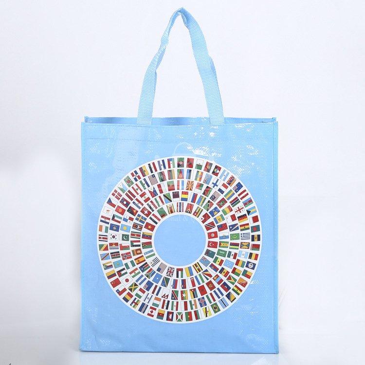 <b>LAH315 PP編織布覆膜袋 環保購物袋</b>