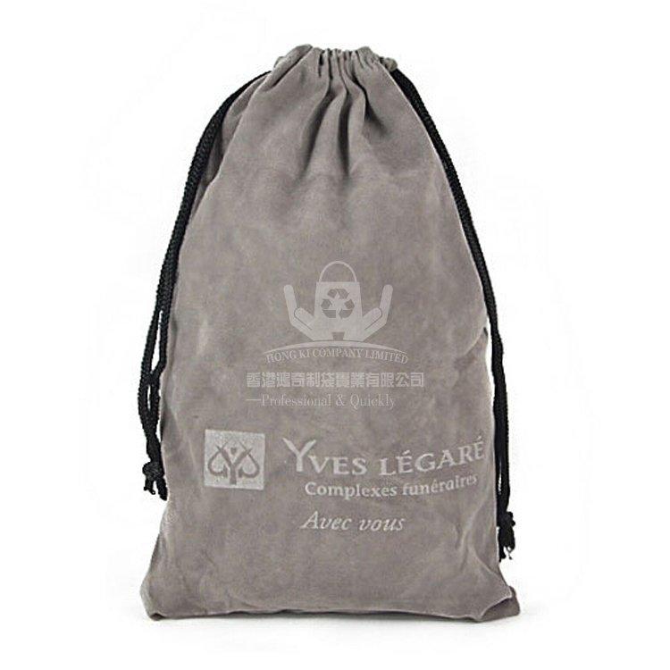 <b>VED237 絨布禮品袋 束口抽繩袋 收納袋</b>