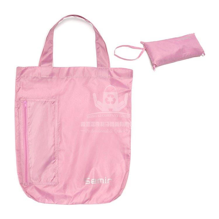 POF313 滌綸購物袋 折疊環保