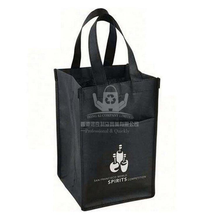 <b>NOW330 不織布酒袋 無紡布環保酒瓶袋 手提袋</b>