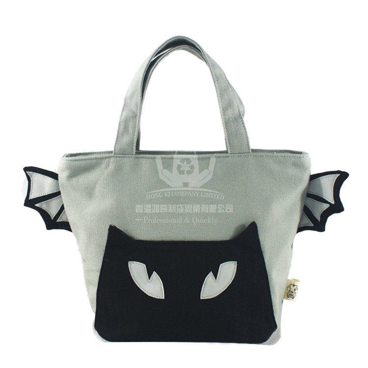 <b>POH380 牛津布卡通購物袋 手提拎袋 環保袋</b>