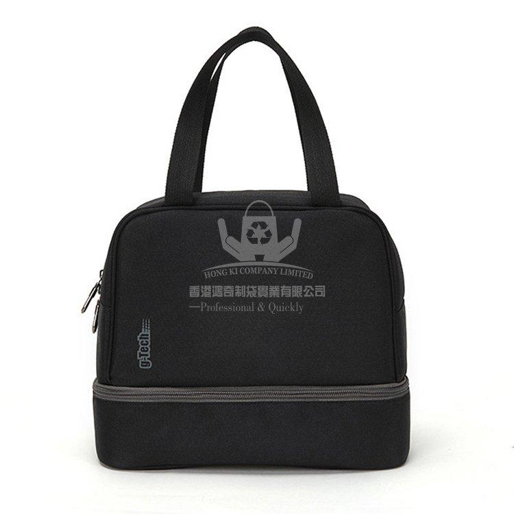 <b>POI353 新款便當包 禮品包 雙層保溫袋 牛津布冰袋</b>