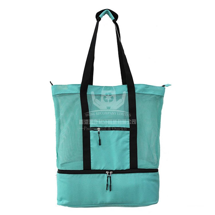 <b>POI349 2017新款雙層保溫袋 戶外野餐冰袋 多功能手</b>