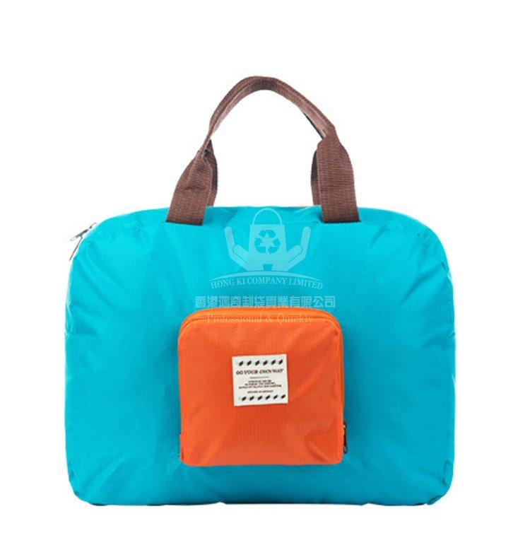 <b>POF337 多功能旅行收納袋 防水折疊包 廣告宣傳促</b>