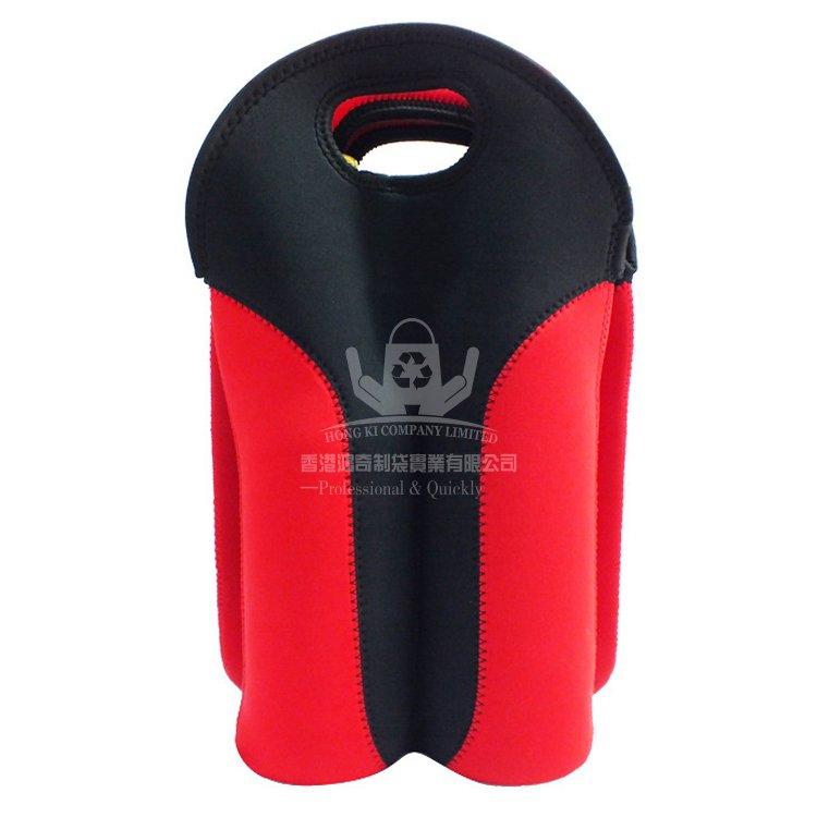 <b>NEW109 4只裝潛水料酒瓶套 紅酒袋</b>