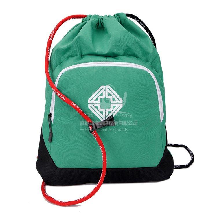 <b>POD337 牛津布抽繩雙肩背包 戶外籃球運動包 可以</b>
