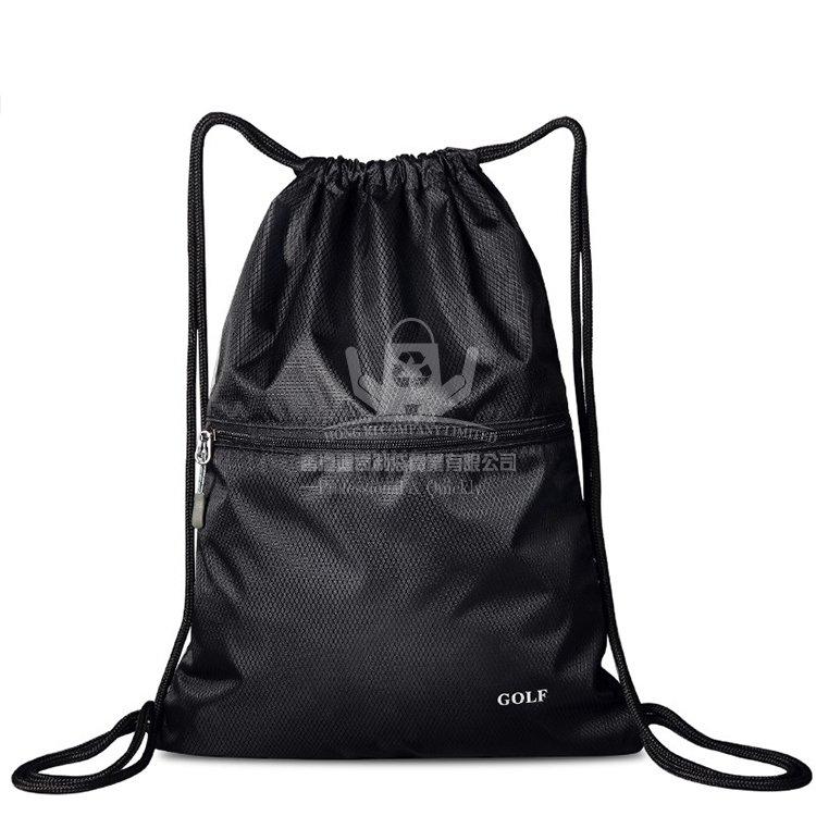 <b>POD338 時尚雙肩抽繩運動背包 束口環保袋 運動收</b>