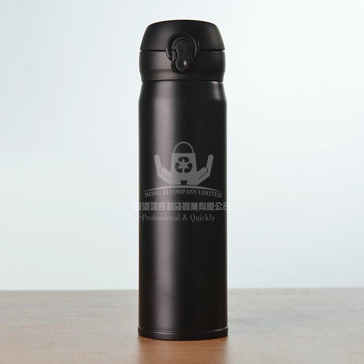 <b>SSC010 新款不銹鋼彈跳保溫杯 創意運動水杯 可定</b>