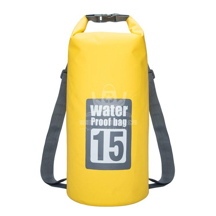 <b>PVD269 雙肩防水漂流包 沙灘包 桶包 定制logo顏色</b>