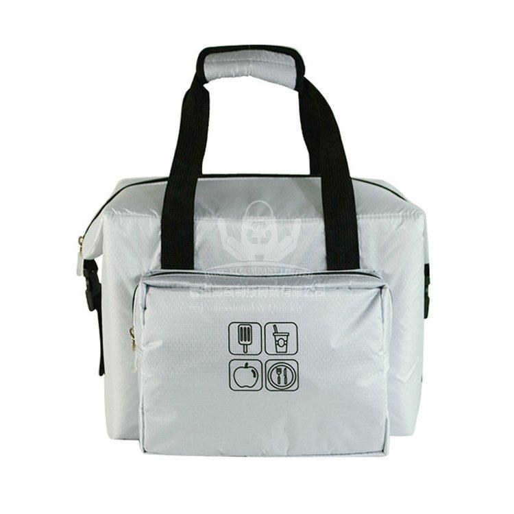 <b>POI374 時尚食品收納袋 野餐保溫袋 午餐包 母嬰袋</b>