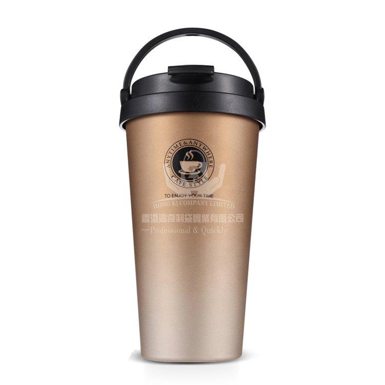 <b>SSC274 新款手提式廣告保溫杯 咖啡杯 熱水杯</b>