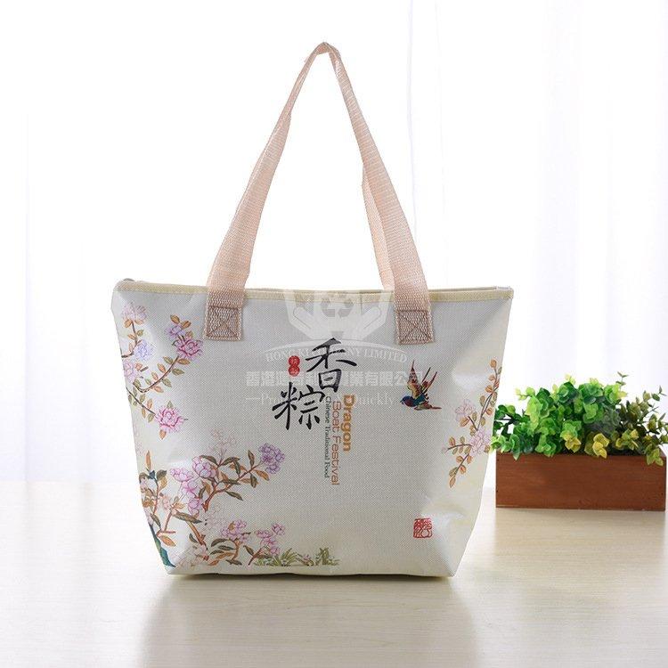 <b>LAI387 不織布覆膜保溫袋 外賣便攜野餐包</b>