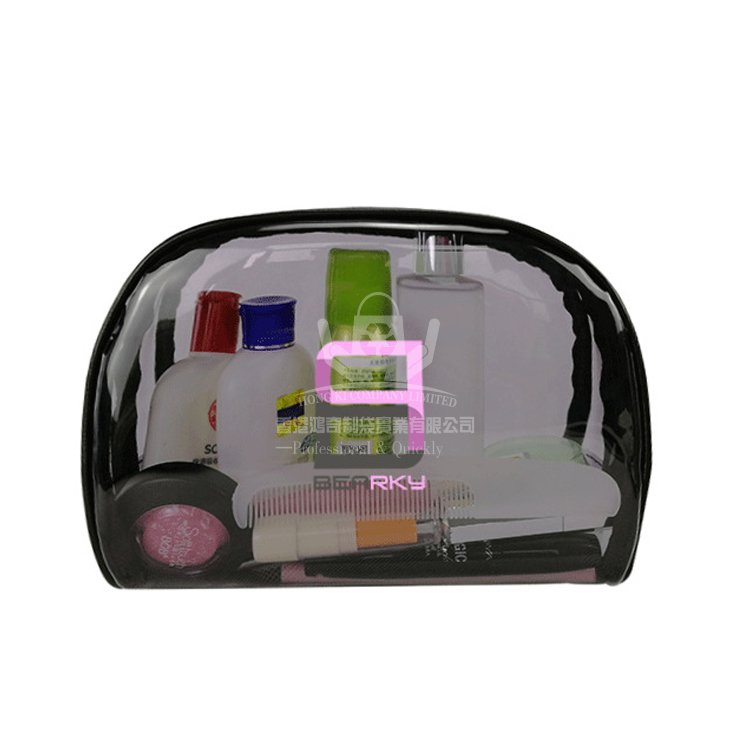 PVM004 透明PVC化妝包 多功能